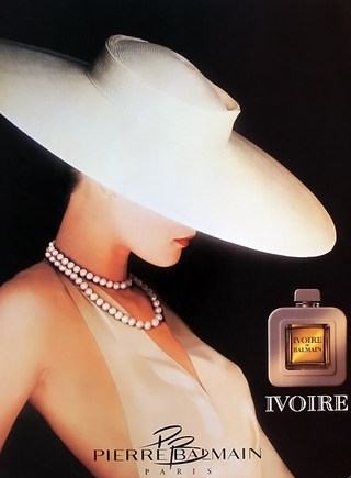 6e48ec54 If you relied solely on random reviews of Ivoire on the Internet, you might  believe that this early '80s perfume merely screams