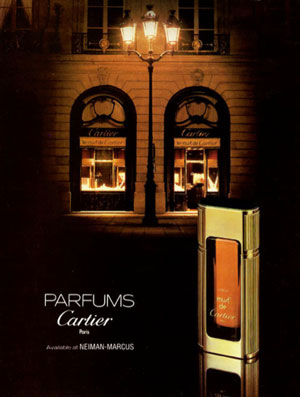 ad3520fe9ea Must de Cartier (1981) - Yesterday s Perfume