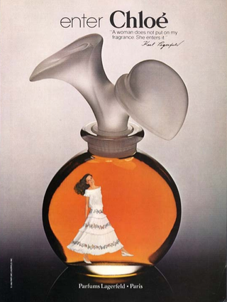 Chloe By Lagerfeld 1975 Yesterdays Perfume